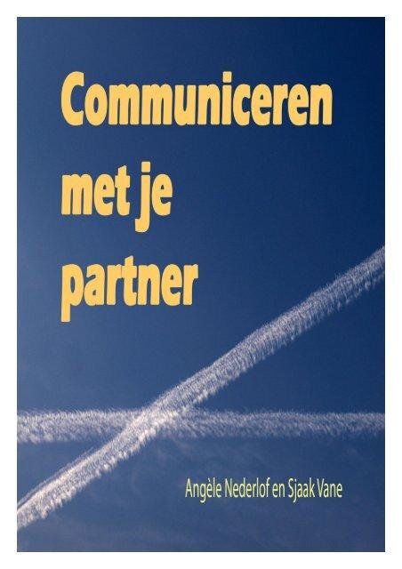 Communiceren met je partner - Relatietherapie-weekend.nl