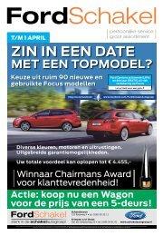 Zin in een date - Ford SchakelAutogroep