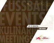 als PDF downloaden - Bulls' Corner Salzburg