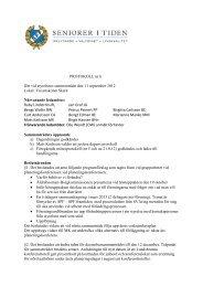 Protokoll Styrelsen nr 6 11 sept.