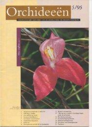 1995 - 5 - Orchideeën Vereniging Vlaanderen