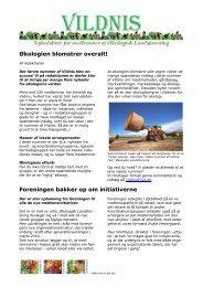 Vildnis nr 2.pdf - Økologisk Landsforening