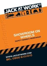 Handbescherming - Jack At Work