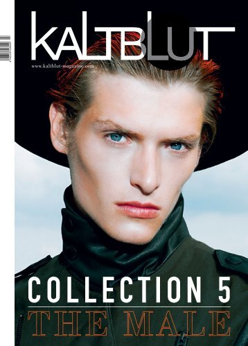 COLLECTION 5 THE MALE - A FASHION SPECIAL!