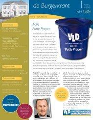 Burgerkrant augustus 2006 - Open VLD Putte