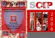 SCIP nieuws september 2006