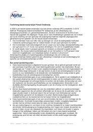 Basisinventarislijst Primair Onderwijs - toelichting.pdf - Nijha