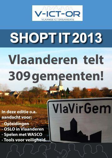 Programmaboek Shopt IT 2013 - V-ICT-OR vzw