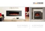 Stovax & Gazco - Brochures