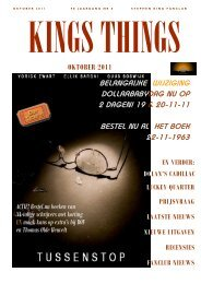 OKTOBER 2011 - Stephen King Fanclub Nederland