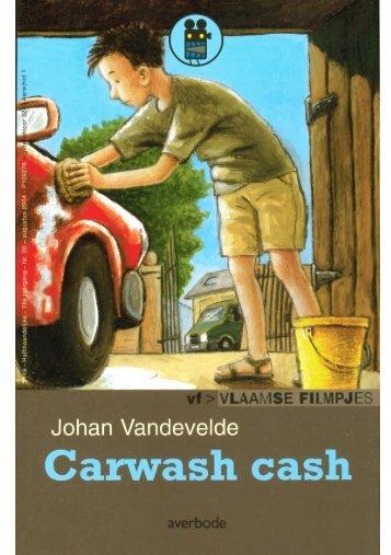 Carwash Cash - Vandevelde, Johan