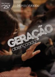 Geração Abençoada - Lagoinha.com