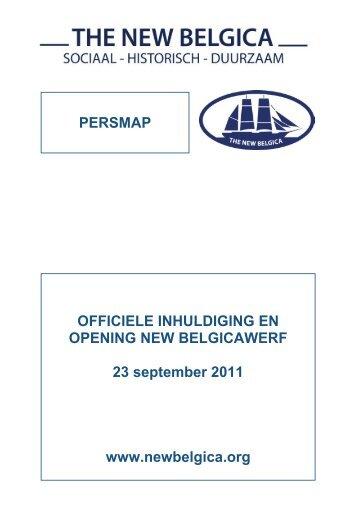 Waarom dragen wij de New Belgica een warm hart toe?