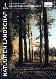 Tijdschrift Natuur & Landschap, editie maart 2004 - Natuurpunt ...