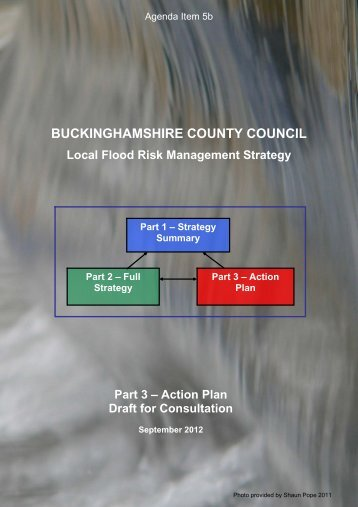 BUCKINGHAMSHIRE COUNTY COUNCIL - Transport and roads