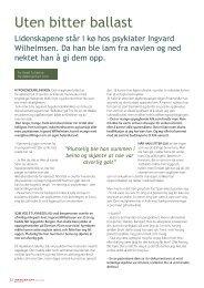 Ingvard Wilhelmsen - Ergostart