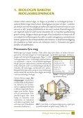Produktion av biogas på gården - Slf - Page 5