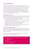 Handreiking - Innovatiekring Dementie - Page 7