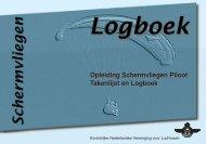 Logboekje Schermvliegen - Koninklijke Nederlandse Vereniging ...