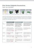 leica geosystems originele accessoires Materiaal maakt het verschil - Page 5