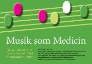 Musik som Medicin - FST