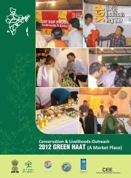 Green Haat 2012 - SGP India