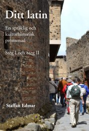 Ditt latin - Läs en bok