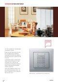 MÅNGA FUNKTIONER OCH DESIGNVARIANTER - Merten - Page 6