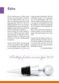 In dit nummer: Energie besparen Bob en feesten Bubbels in het glas - Page 3