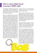 In dit nummer: Energie besparen Bob en feesten Bubbels in het glas - Page 6