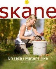 En resa i Matens rike - Smaka på Skåne