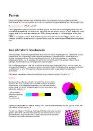 Farve-teori 1