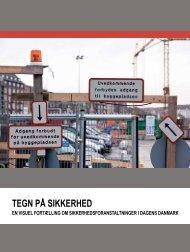 TEGN PÅ SIKKERHED - Den Trygge Kommune
