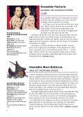 Showcase10 - hela programmet, artisterna och föreläsarna - Page 6