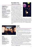 Showcase10 - hela programmet, artisterna och föreläsarna - Page 7