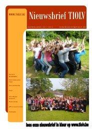 nieuwsbrief juni 2012 - Technisch Instituut Onze-Lieve-Vrouw