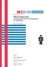 ERCP-onderzoek - Medisch Centrum Haaglanden