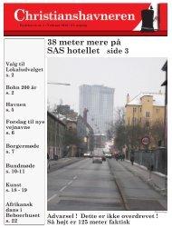 38 meter mere på SAS hotellet side 3 - Christianshavneren
