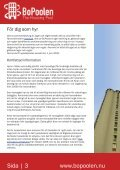 lagar och regler - för dig som hyr - final - 2009.indd - BoPoolen - Page 3