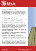 lagar och regler - för dig som hyr - final - 2009.indd - BoPoolen - Page 4