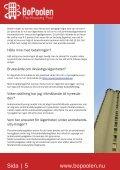 lagar och regler - för dig som hyr - final - 2009.indd - BoPoolen - Page 5