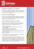 lagar och regler - för dig som hyr - final - 2009.indd - BoPoolen - Page 6