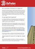 lagar och regler - för dig som hyr - final - 2009.indd - BoPoolen - Page 7
