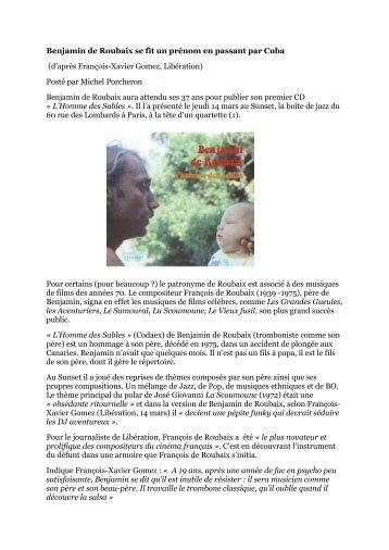 6 Conclusion Pour La Fran