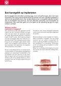 """""""Een kunstgebit op implantaten"""" (pdf) - Rutger Weijer - Page 2"""