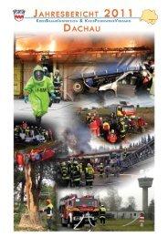 Download Jahresbericht 2011 - Kreisfeuerwehrverband Dachau eV