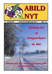Abild-Nyt, jan.-feb. 2011 - NYSYNET.DK