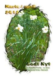 Marts / april 2012 - Roskilde Frikirke