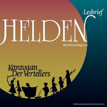 Lesbrief - Karavaan der Vertellers
