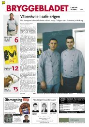 Nr. 08-2006 - Bryggebladet